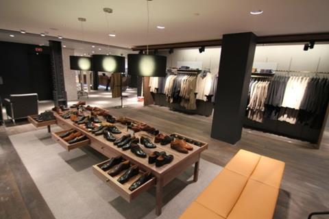 In Pictures First Look At Austin Reed S Regent Street Flagship Gallery Retail Week
